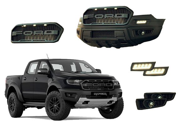 Body Kit Ranger tipo Raptor