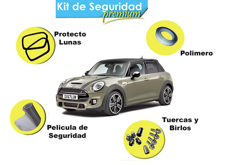 Kit de Seguridad Premium