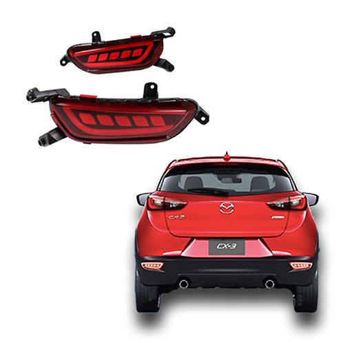 DRL Trasero Mazda CX-3 mod. 2016 - 2019