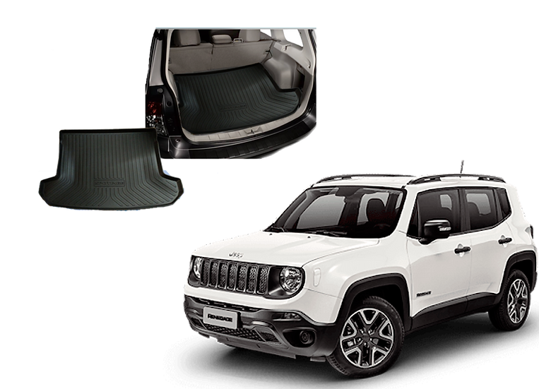 Tapetes cargo Mat Jeep
