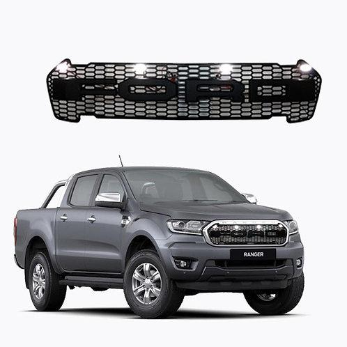 Parrilla Ford Ranger con LED mod. 2016 - 2019