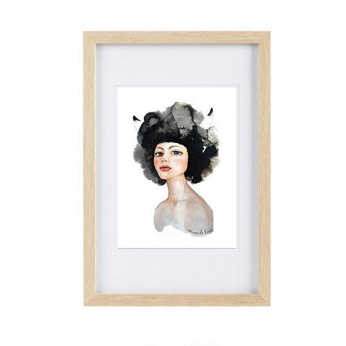 Framed Print Taurus
