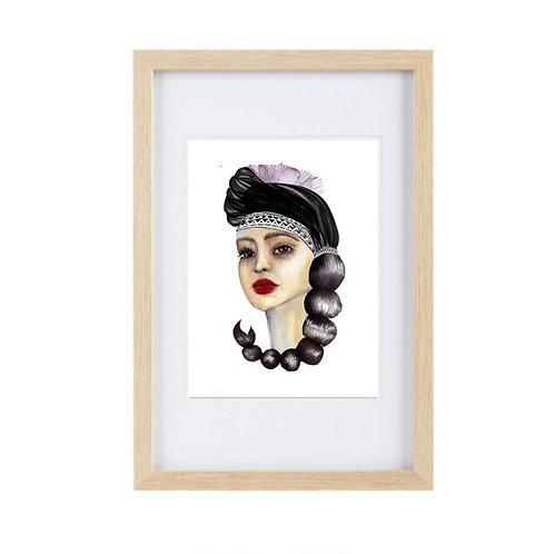 Framed Print Scorpio