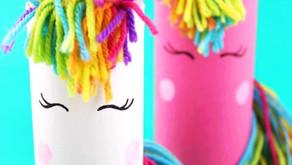 Lockdown Arts & Craft Ideas for Kids