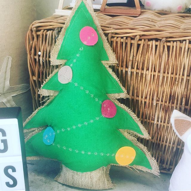 #christmastree #sewing #workshop on December 15th as well as baking #gingerbreadmen _#sewcraftcook #monavale #northernbeaches #kidsholidaywo