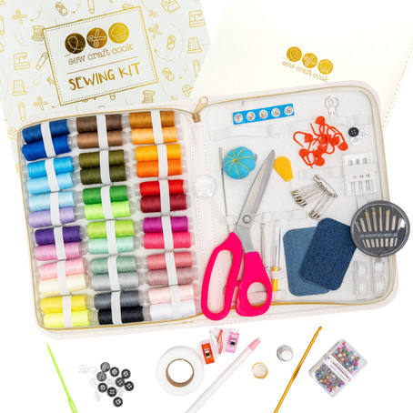 What should you have in a sewing kit?