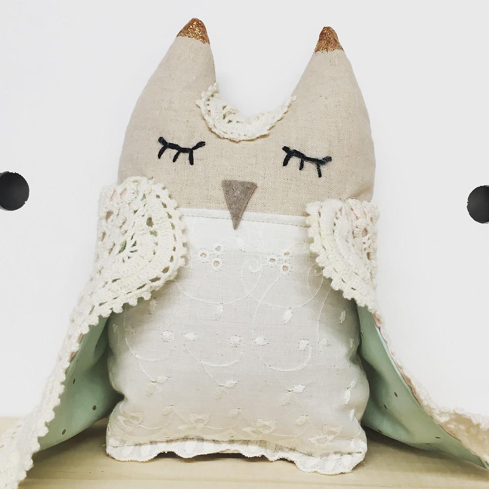 Sew Olive Owl