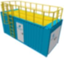 Custom container design