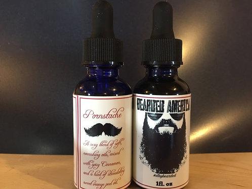 Pornstache - Beard Oil - 1oz