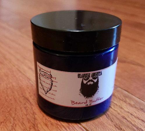 Peppermint Whiskers - Beard Butter - 4oz