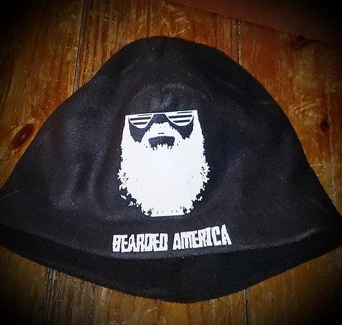 Bearded America Beanie