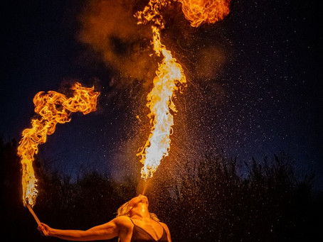 Sex and Fire: Beltane- A Celebration of Life Renewed