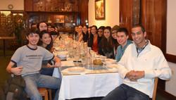 MIXED Bonding Dinner: Fall Quarter
