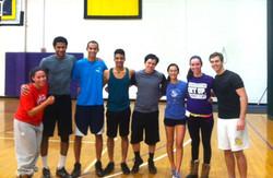 Intramural Basketball Team
