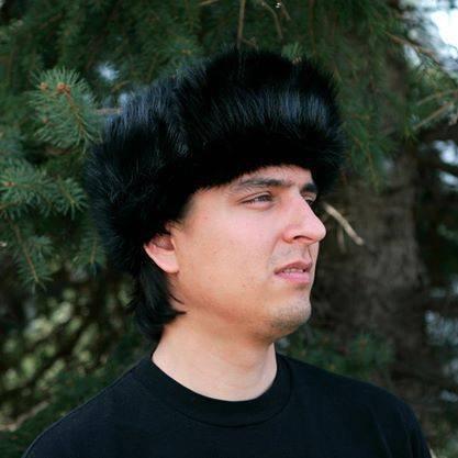 Genuine Black Beaver Hat