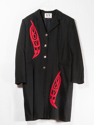 Dorothy Grant Evening Coat