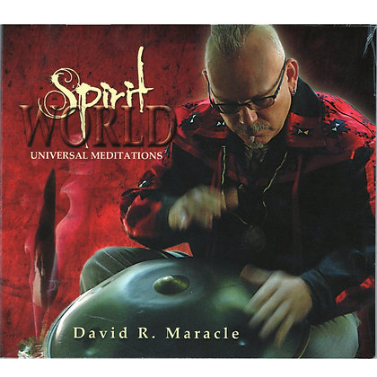 Spirit World Universal Meditations CD