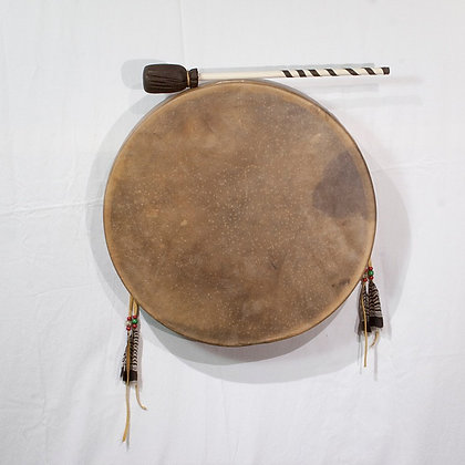 Handcrafted Drum (Sm, Md, Lg)