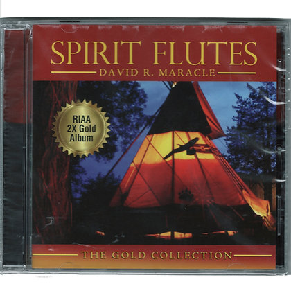 Spirit Flutes (The Gold Collection) CD