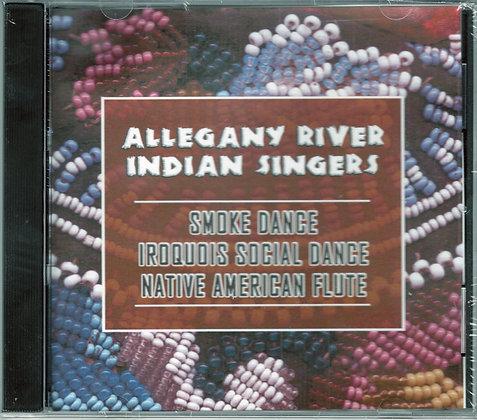Allegany River Indian Singers CD