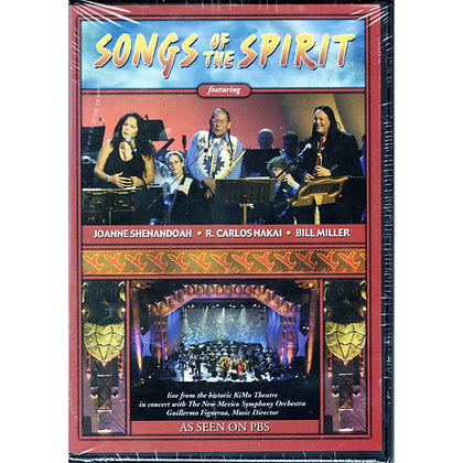 Songs Of The Spirit DVD