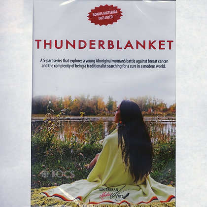 Thunderblanket & Legend of the Storm DVD