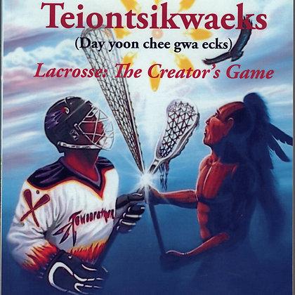 Teiontsikwaeks Lacrosse Book