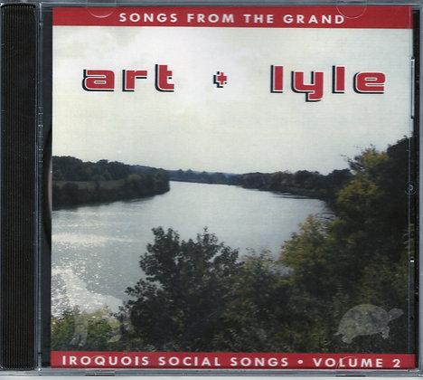 Art & Lyle CD