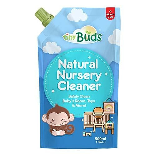Tiny Buds Natural Nursery & Toy Cleaner Refill 500ml