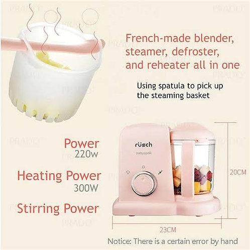 Product Details Of Rusch Baby Food Maker Babycook Food Blender Steamer Cooker