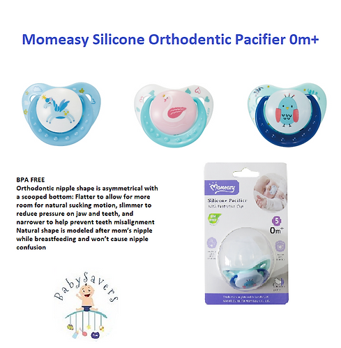 Momeasy Pacifier Orthodontic Type B
