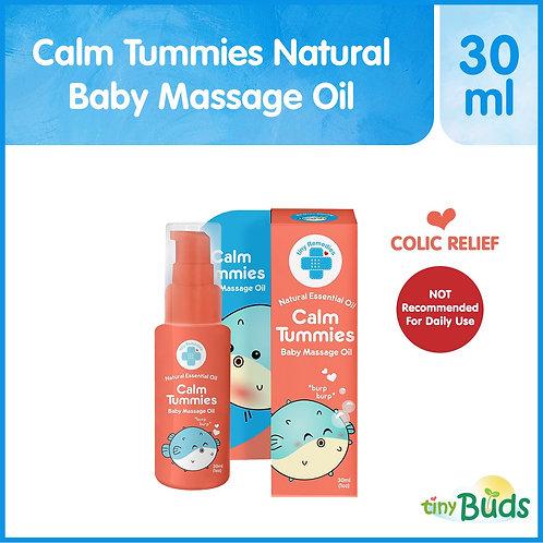 Tiny Remedies Calm Tummies Anti Colic Massage Oil (30ml)