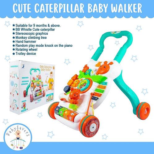 Cute Catterpillar Baby Walker