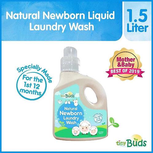 Tiny Buds Newborn Laundry Liquid (1.5L)