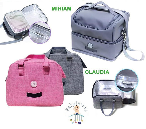 UV Essentials Mommy & Baby Bag