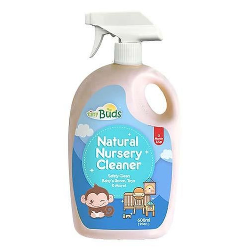 Tiny Buds Natural Nursery Cleaner Set 600ml
