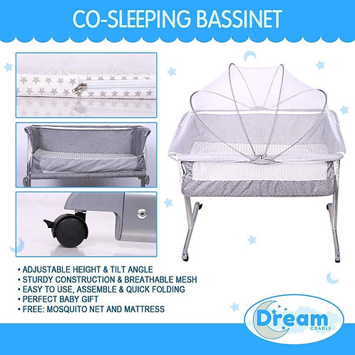 Dreamcradle Co-sleeping Bassinet