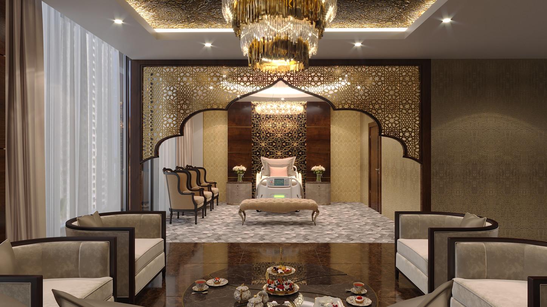 Jumeirah beach hospital - VIP room 3.jpg