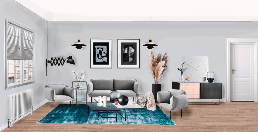 Interior-design-3D-digital-collage-livin