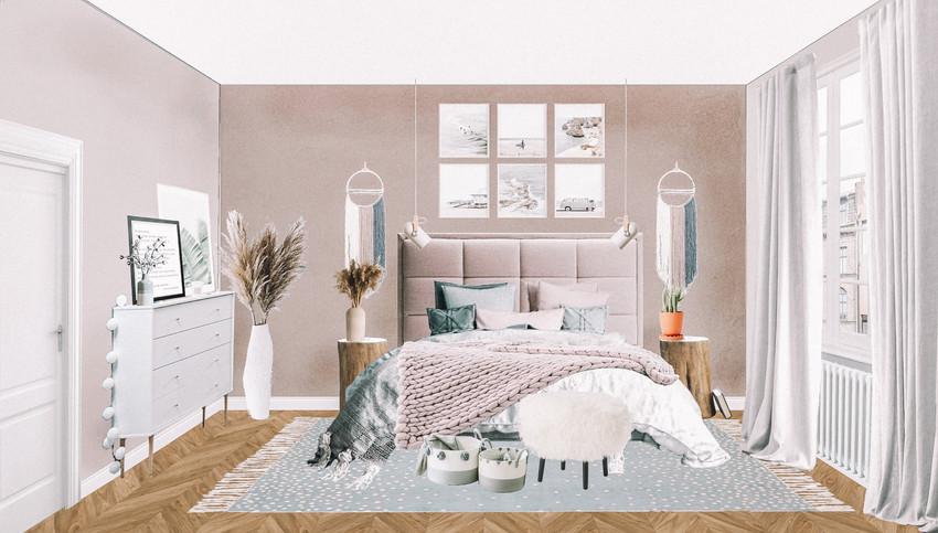 Interior-design-3D-digital-collage-bedro