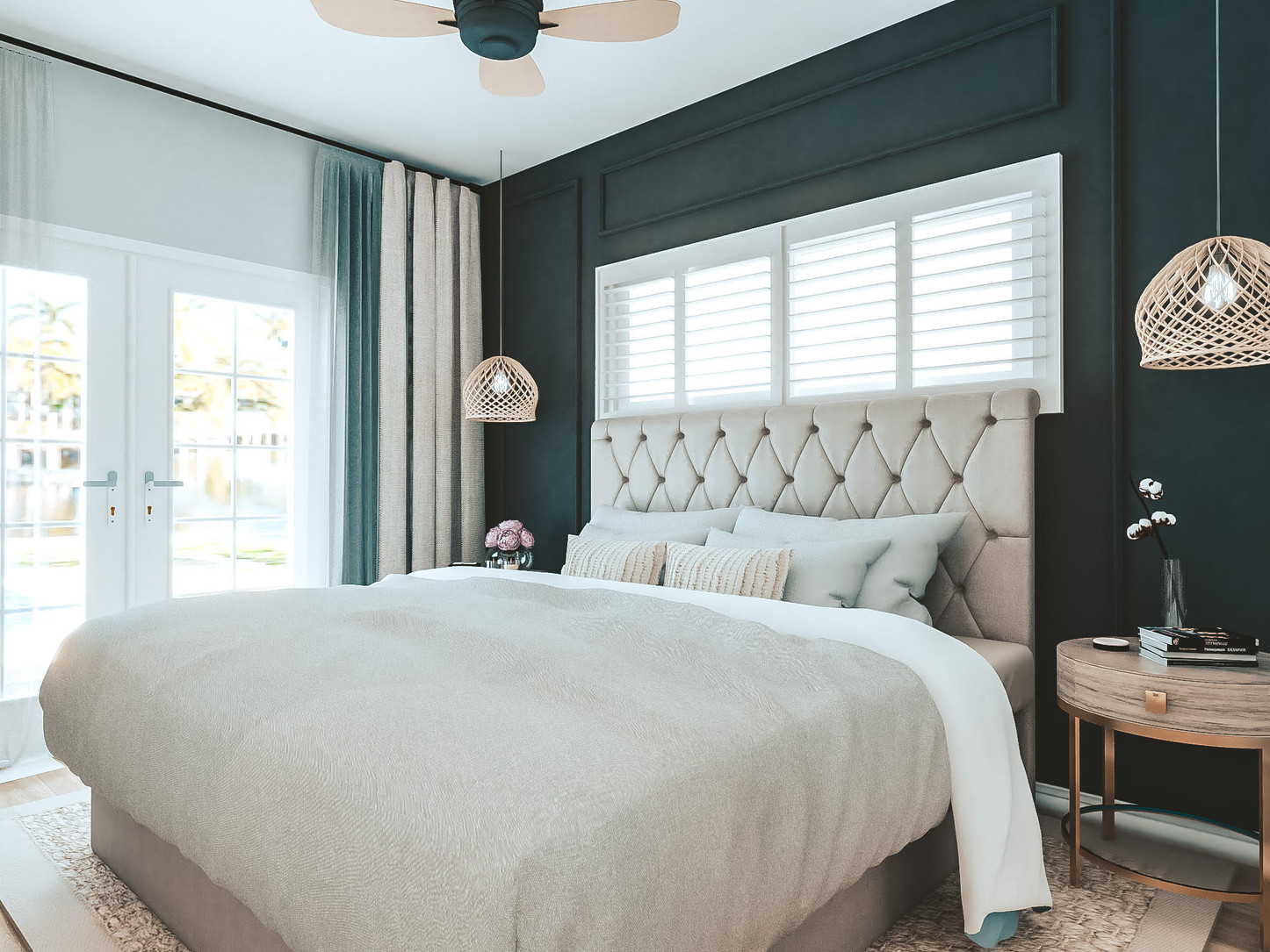 Master-bedroom-3c-interior-design-Florid