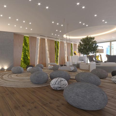 Office Recreational Area, Dubai