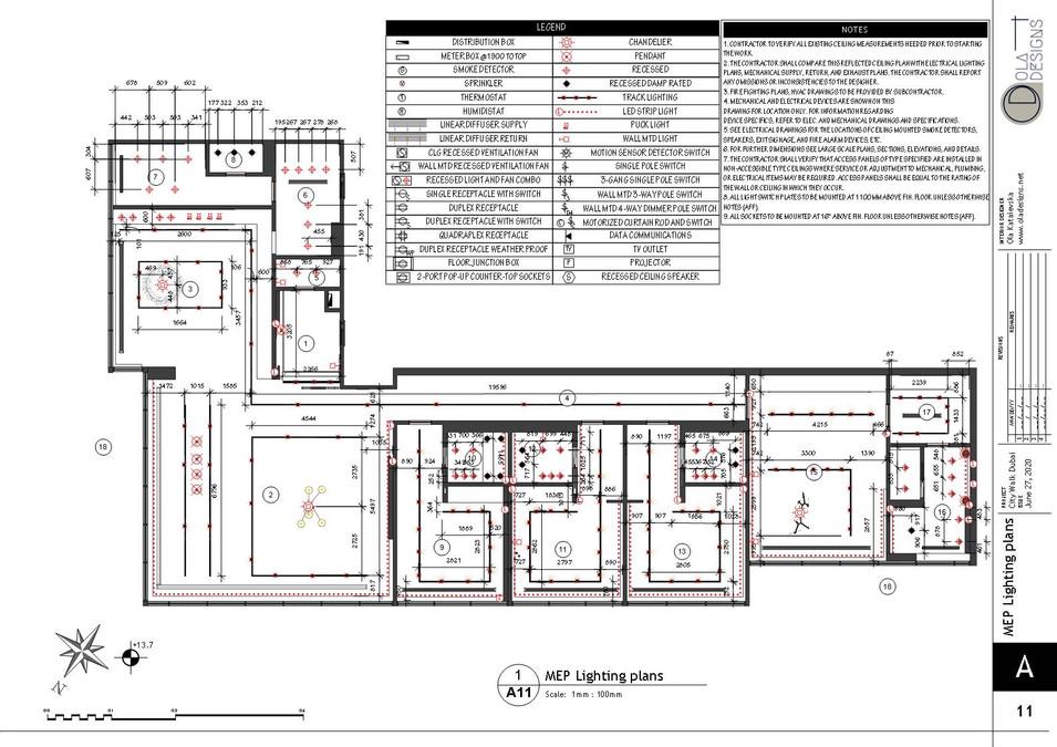 Dubai - City Walk apartment-edesign - In