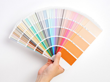 How to choose the paint