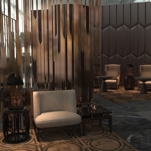 Airport First Class Lounge