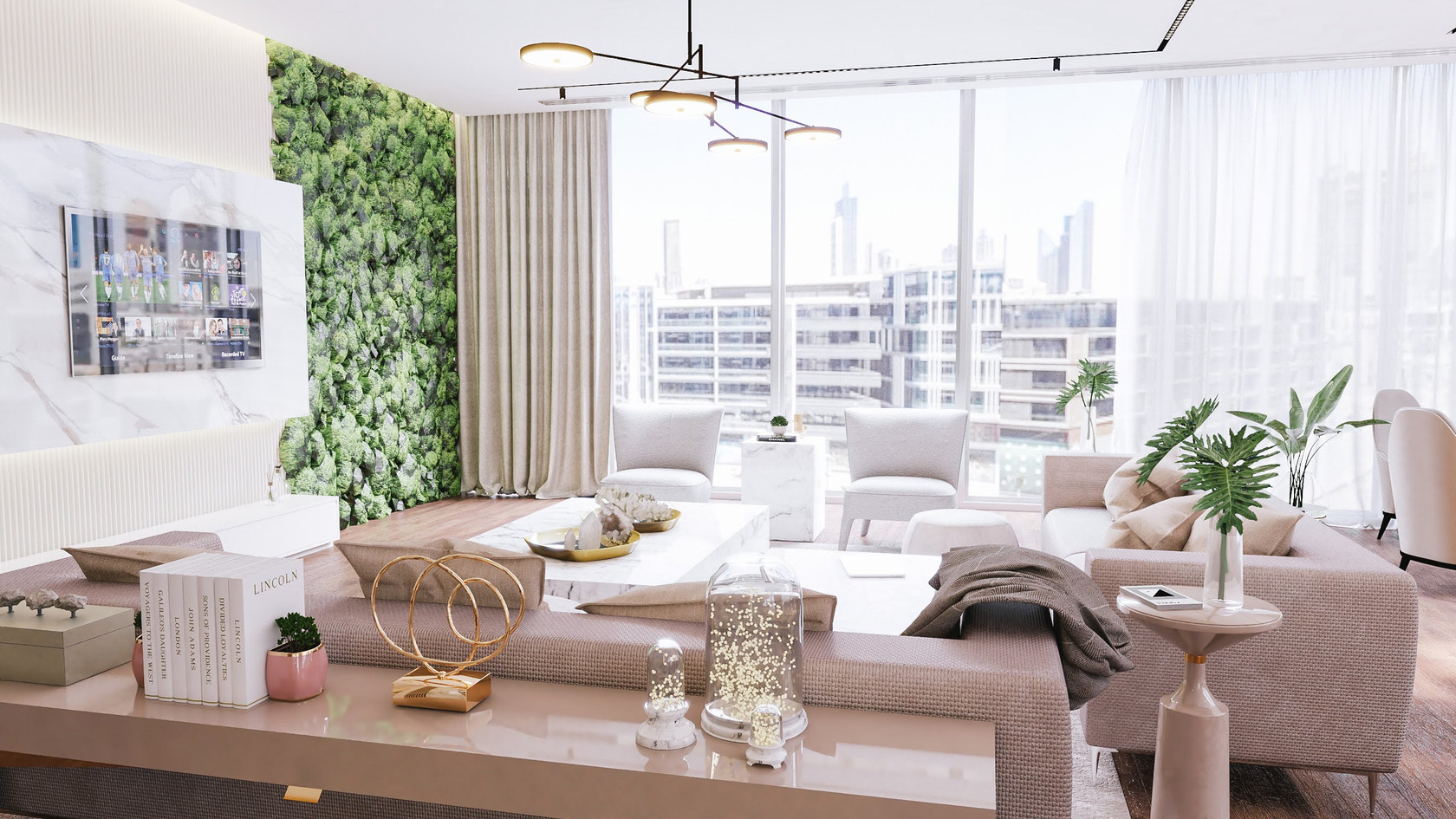 Dubai - City Walk - Living room - 01.jpg