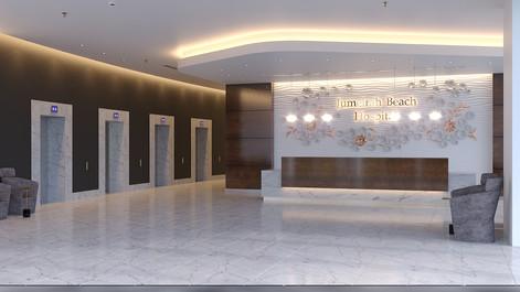 Jumeirah beach hospital - Ground floor r