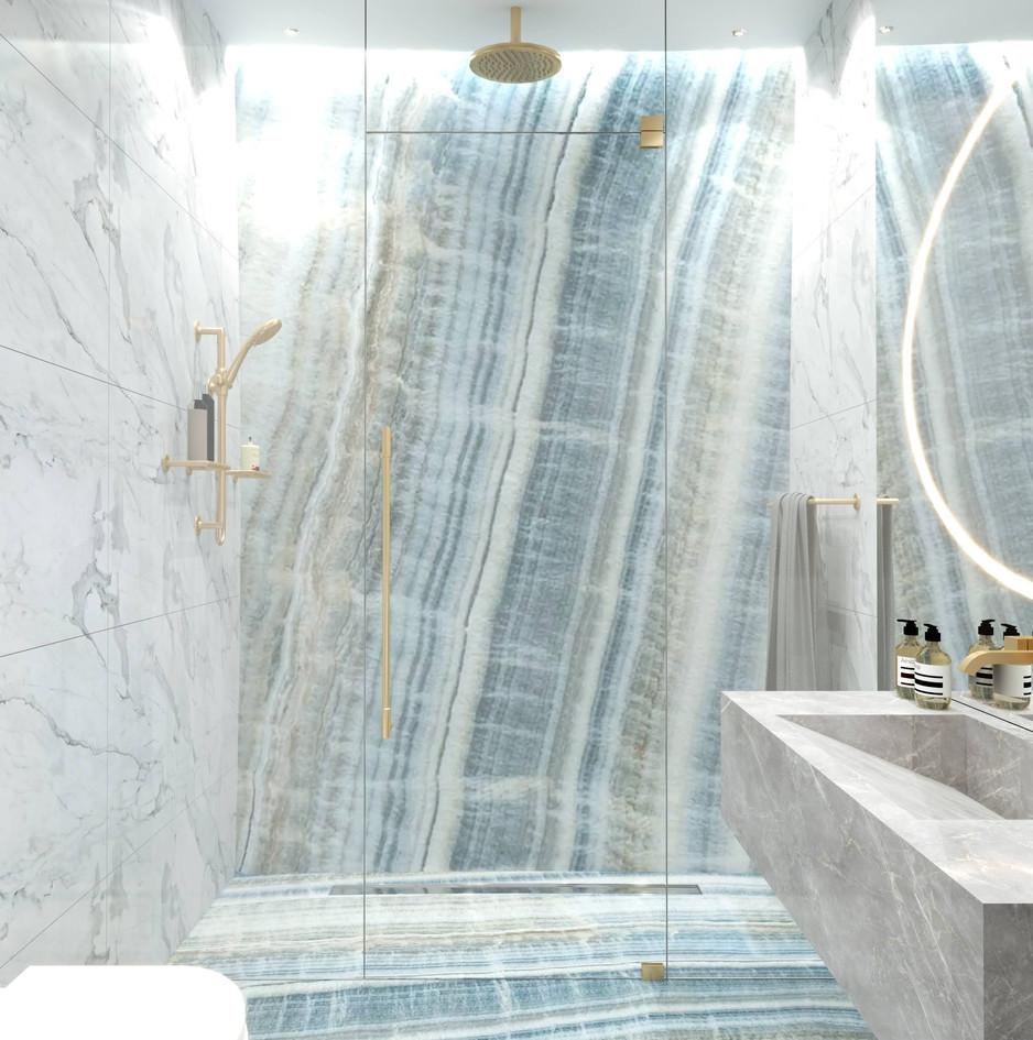 Dubai - City Walk - Guest Bathroom - 01c