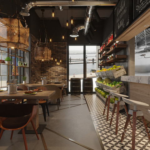 961LB Restaurant/Bar, Al Seef Dubai