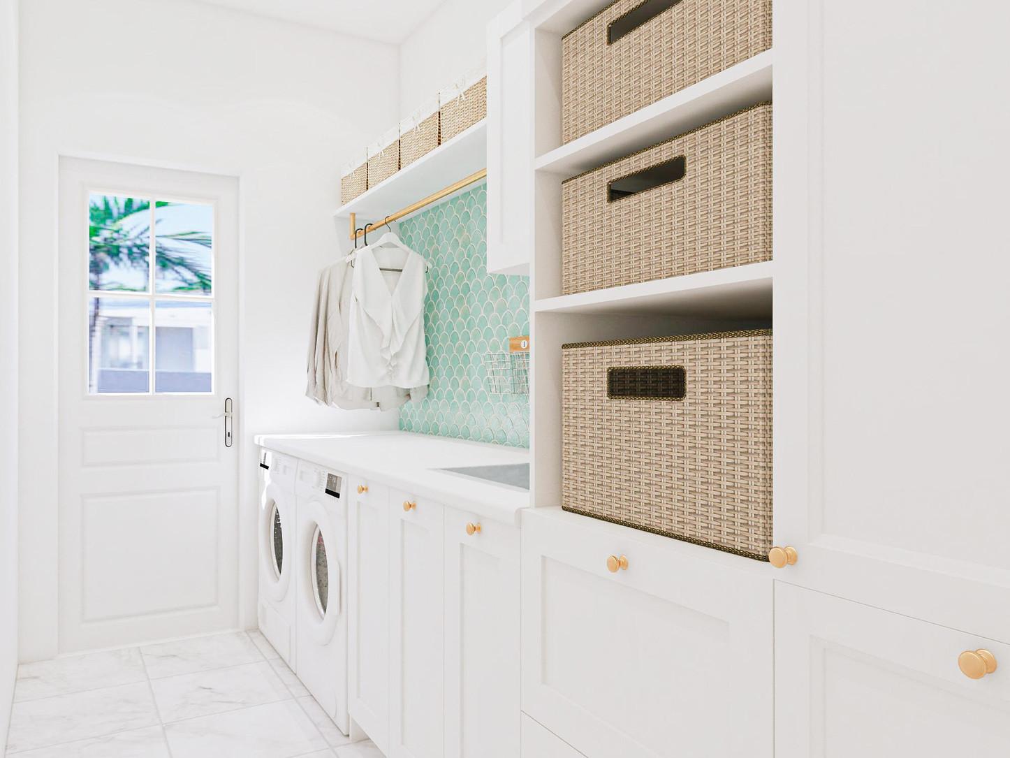 Laundry-room-interior-design-Florida-hou